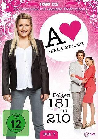 Anna Und Die Liebe - Season 1 - Box 7