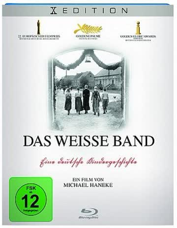 Das weisse Band [Blu-ray]