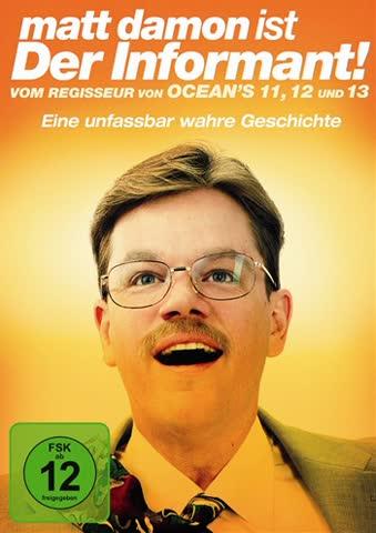 INFORMANT!, DER - DAMON MATT/B [DVD] [2009]