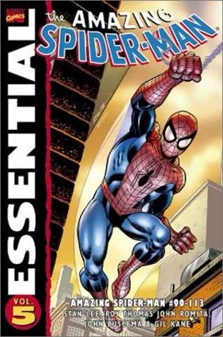 Essential Spider-Man, Vol. 5