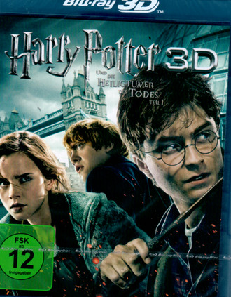 Harry Potter und die Heiligtümer des Todes - Teil 1 3D