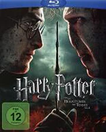 Harry Potter und die Heiligtümer des Todes - Teil 2 (BD 2 Disc Steelbook) (exklusiv bei Amazon.de) [Blu-ray]