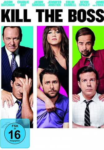 Horrible Bosses (german import)