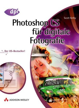Photoshop CS-Buch für digitale Fotografie