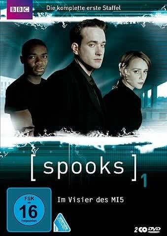 Spooks - Im Visier des MI5 - Staffel 1 [2 DVDs]