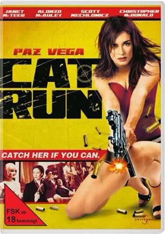 Cat Run (Uncut) (German Import) 18+