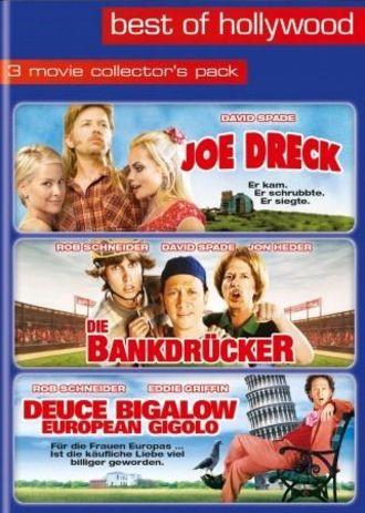 Best Of Hollywood: Die Bankdrücker / Joe Dreck / Deuce Bigalow 2: European Gigol