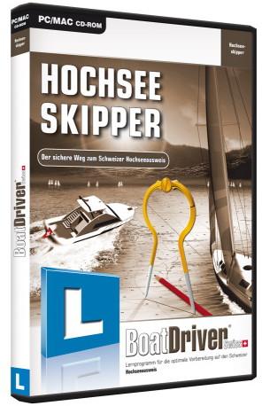 BoatDriver Swiss - Hochseeskipper