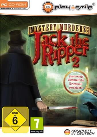 Play & Smile: Mystery Murders - Jack The Ripper 2