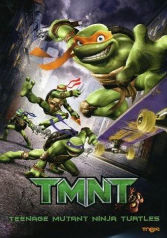 TMNT Teenage Mutant Ninja Turtles - Verleihversion