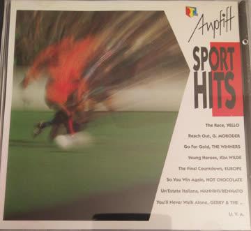 Anpfiff Sport Hits - Goal Getter, Giorgio Moroder, Kim Wilde, Europe..