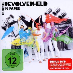 Revolverheld - In Farbe-Reedition