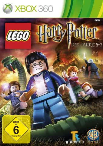 LEGO Harry Potter - Die Jahre 5 - 7 (XBOX 360)