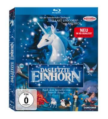 Das letzte Einhorn [Blu-ray]