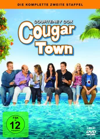 Cougar Town - Die komplette zweite Staffel [4 DVDs]