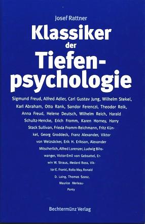 Klassiker der Tiefenpsychologie.