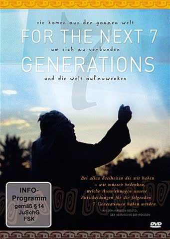 For the next 7 Generations (OmU) - Bio