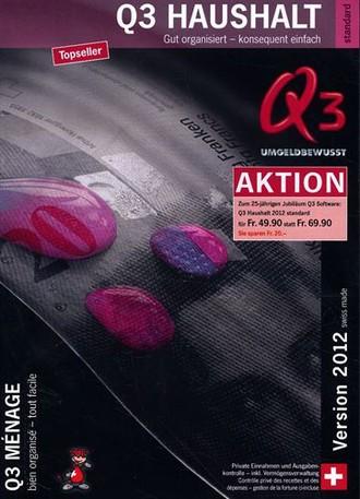 Q3 Haushalt 2012 STANDARD *** Jubiläums-Aktion ***