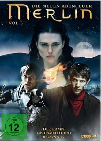 Merlin - Die Neuen Abenteuer - Season 3 - Vol. 5