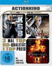 Actionkino Auf Blu-Ray (Icarus, Across The Hall..)