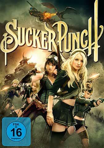 SUCKER PUNCH - DVD- (1 DVD)