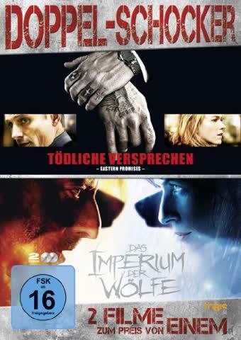 Tödliche Versprechen / Das Imperium der Wölfe [2 DVDs]