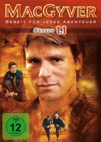 MacGyver - Season 1, Vol. 1 [3 DVDs]