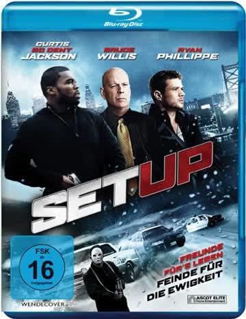 Set Up - Freunde für's Leben, Feinde für die Ewigkeit [Blu-ray]