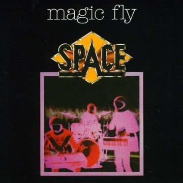 Space - Magic fly (pressing From 1983)