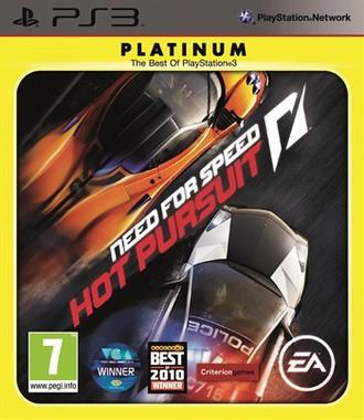 Need For Speed Hot Pursuit Platinum
