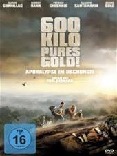 600 Kilo Pures Gold!