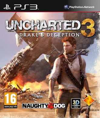 UNCHARTED 3: Drake's Deception, PS3 -EU- inkl. Faster
