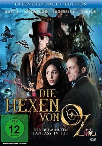Die Hexen von OZ (TV-Zweiteiler) (Extended Uncut Edition)