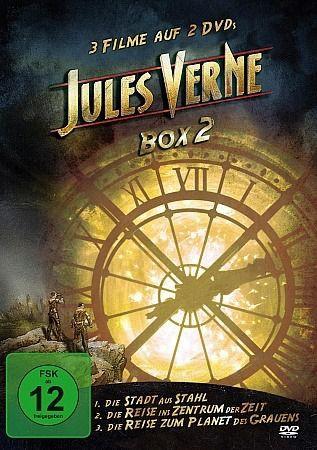 Jules Verne Box - Vol. 2