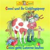 Conni - 34: Conni U.Ihr Lieblingspony/Geht Laterne Laufen