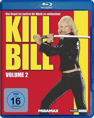 KILL BILL 2 - MOVIE