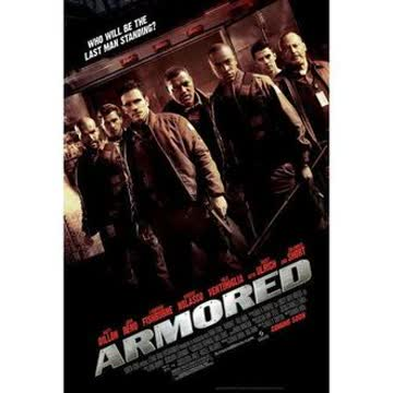 Armored [DVD] [2009] [Region 1] [US Import] [NTSC]