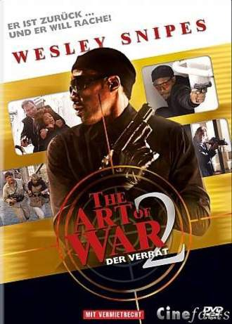 Art of War 2: Der Verrat
