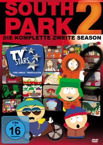 DVD SOUTH PARK - SEASON 2