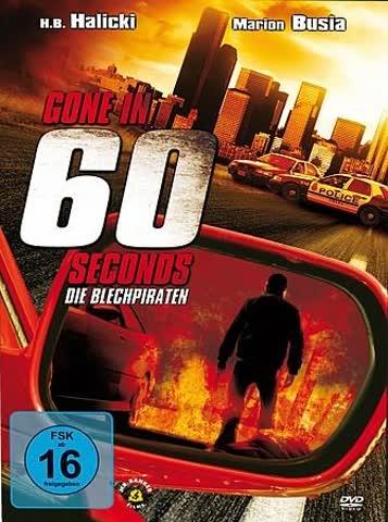 Gone in 60 Seconds - Die Blechpiraten Gone in 60 Seconds - Die Blechpiraten [Import allemand]