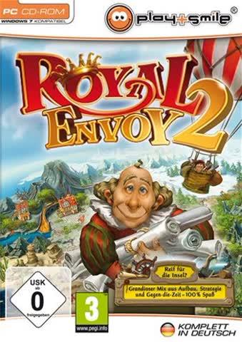 Play & Smile: Royal Envoy 2