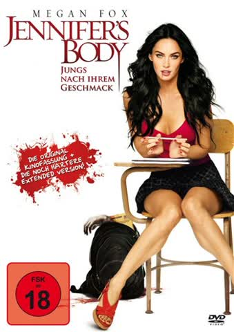 Jennifer's Body - Jungs Nach Ihrem Geschmack (Original Kinofassung + Extended Version)