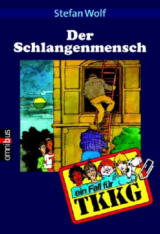 TKKG 14 - Der Schlangenmensch.
