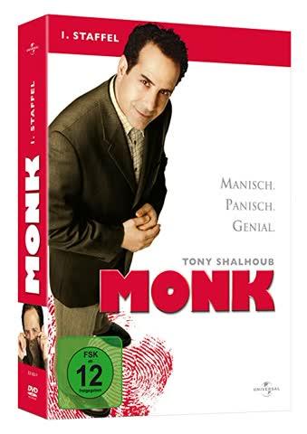 Mr. Monk Staffel 1