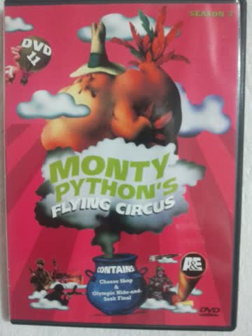 Monty Python's Flying Circus Dvd 11 Season 3