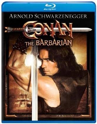 Conan the Barbarian [Blu-ray] (US-Import)