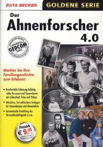Der Ahnenforscher 4.0
