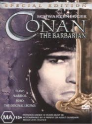 Conan The Barbarian Special Edition