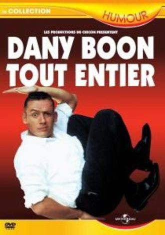 Boon, Dany - Tout Entier