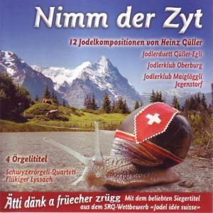 Volksmusik-Sampler - Nimm Der Zyt
